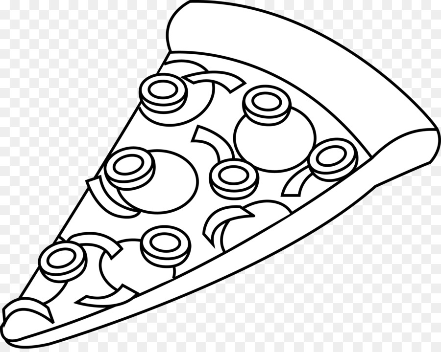Free clipart pizza black and white jpg black and white library Pizza Art png download - 5341*4230 - Free Transparent Pizza png ... jpg black and white library