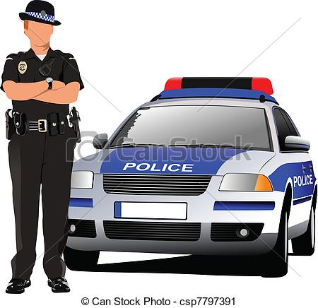 Free clipart police car svg freeuse download Free clipart police woman - ClipartFest svg freeuse download