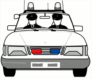 Free clipart police car graphic library library Police Car Clipart | Clipart Panda - Free Clipart Images graphic library library