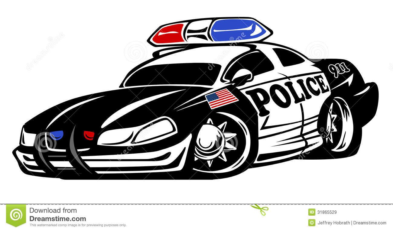 Free clipart police car jpg freeuse stock Cartoon police car free clipart - ClipartFest jpg freeuse stock