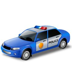 Free clipart police car png black and white library police car clipart | clipart | Pinterest | Cars, Police and Police ... png black and white library