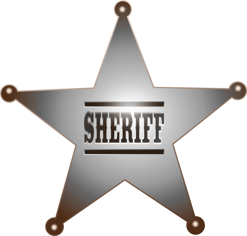 Free clipart police star png library stock Free Clipart - Popular - 1001FreeDownloads.com png library stock