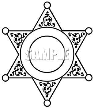 Free clipart police star image royalty free library Free clipart police star - ClipartFest image royalty free library