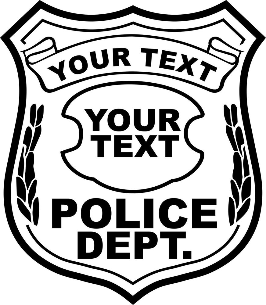 Free clipart police star banner freeuse Officers Badge Clipart - Clipart Kid banner freeuse