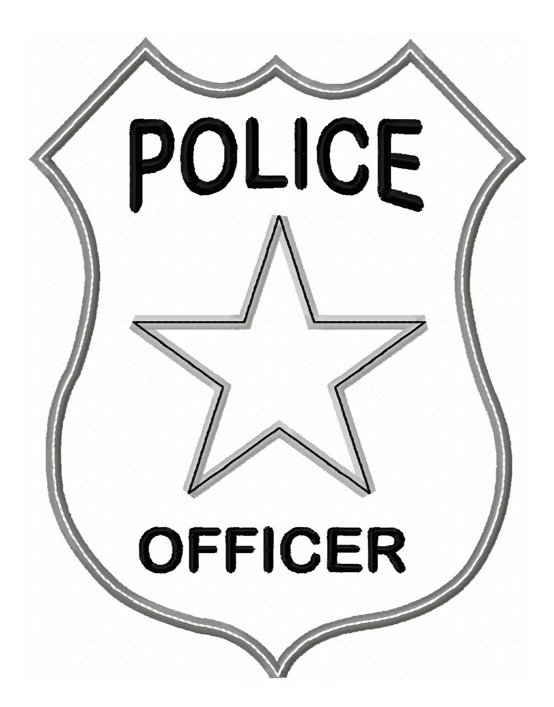 Free clipart police star clip freeuse download Free clipart police star - ClipartFest clip freeuse download