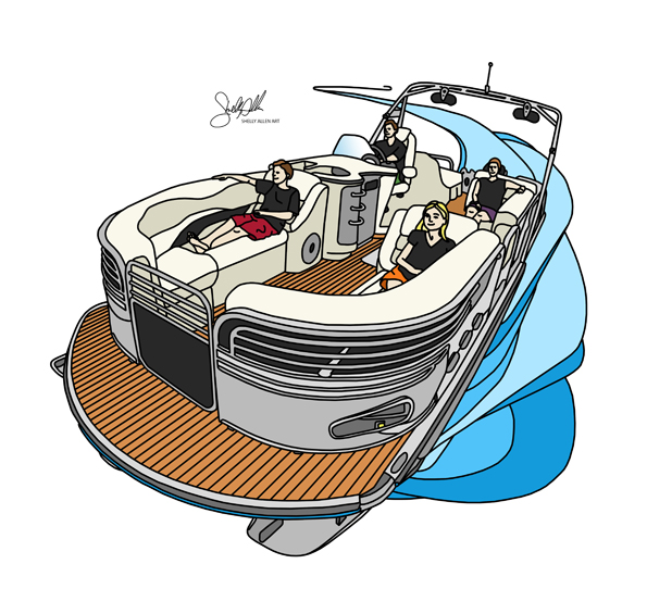 Free clipart pontoon boat graphic stock 51+ Pontoon Boat Clip Art   ClipartLook graphic stock