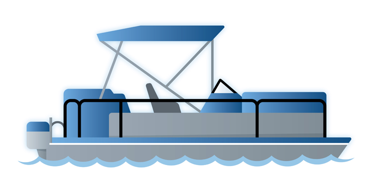 Free clipart pontoon boat png free 40+ Pontoon Boat Clip Art   ClipartLook png free