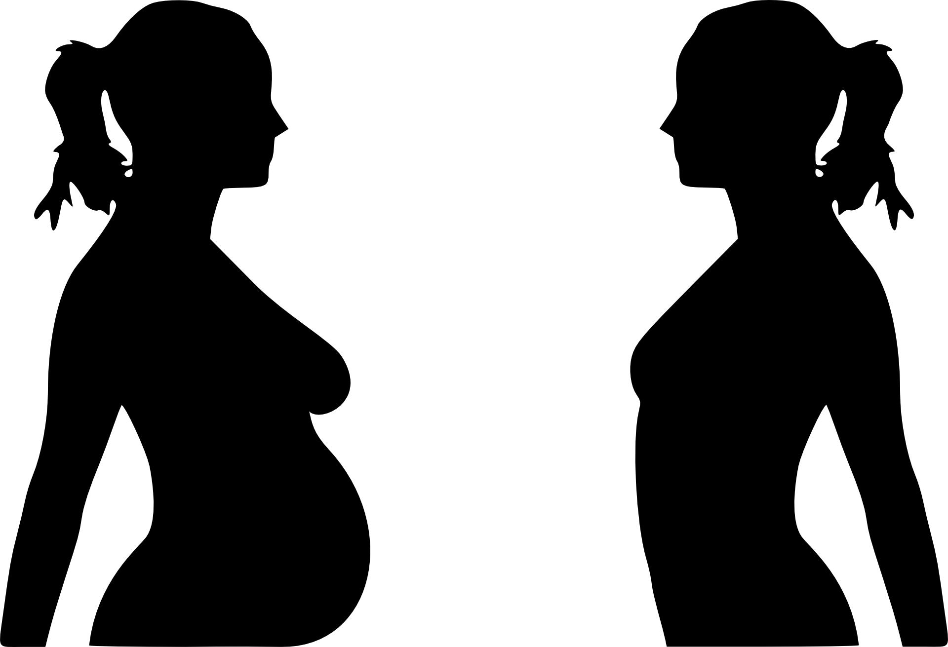 Free pregnant woman silhouette clipart jpg freeuse download Free Pregnant Woman Silhouette Free Clip Art, Download Free Clip Art ... jpg freeuse download