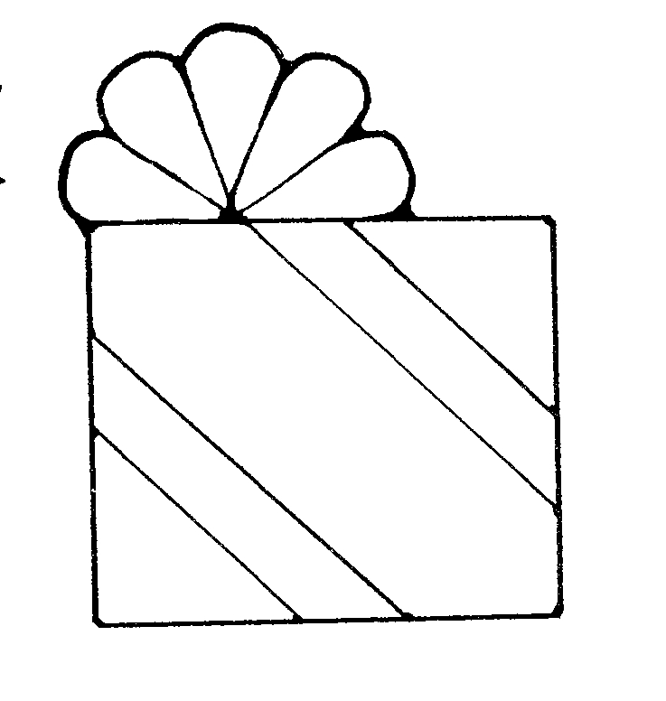 Present clipart outline free Present black and white t pictures free download clip art on ... free