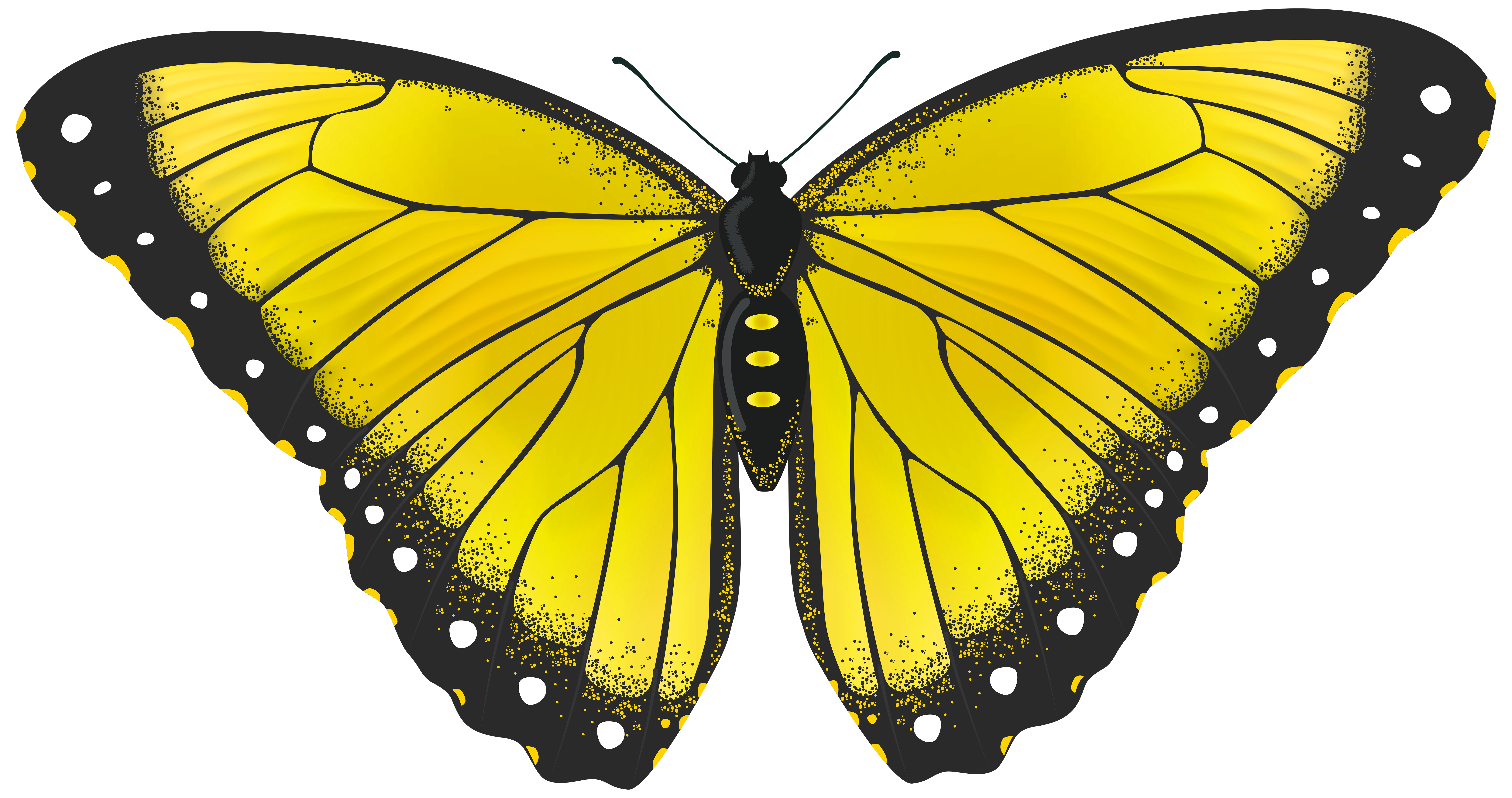 Free clipart purple and yellow butterfly png jpg freeuse Free Yellow Butterfly Cliparts, Download Free Clip Art, Free Clip ... jpg freeuse