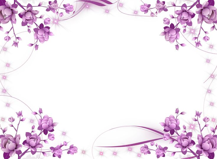 Free clipart purple silver & pink wedding png royalty free library Free Purple Border, Download Free Clip Art, Free Clip Art on Clipart ... png royalty free library