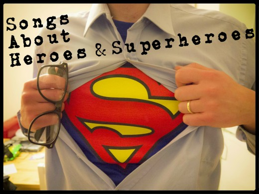 Free clipart quotes on being your own hero.  songs about heroes