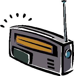 Radiio clipart picture freeuse stock Radio Clip Art Free | Clipart Panda - Free Clipart Images picture freeuse stock