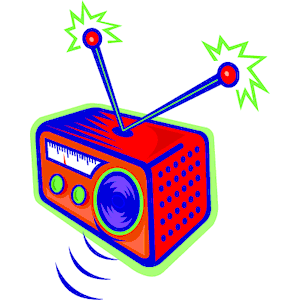 Free clipart radio banner stock Radio clipart, cliparts of Radio free download (wmf, eps, emf, svg ... banner stock