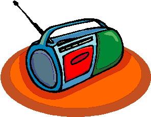 Free clipart radio png free download Radio clip art | Clipart Panda - Free Clipart Images png free download