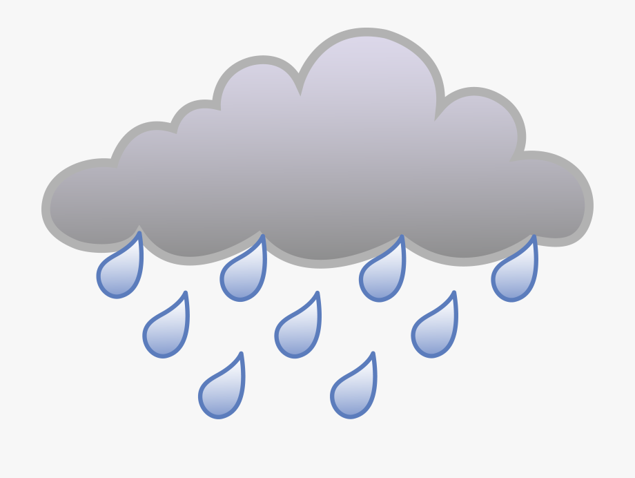 Rainy clouds clipart png free download Rain Clipart - Rain Cloud Clipart #66281 - Free Cliparts on ClipartWiki png free download