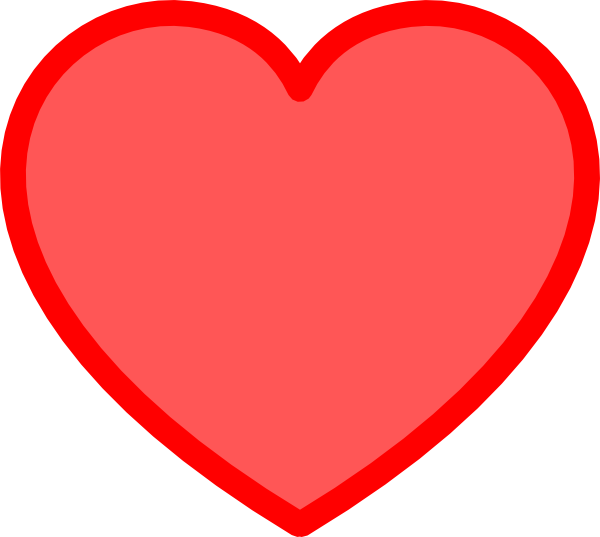 Free clipart red heart image library library Free Red Heart, Download Free Clip Art, Free Clip Art on Clipart Library image library library