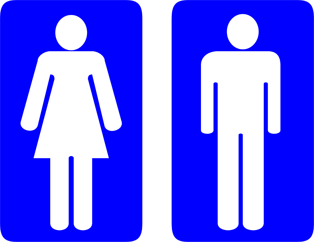 Free clipart restroom signs picture freeuse 99+ Restroom Clipart | ClipartLook picture freeuse