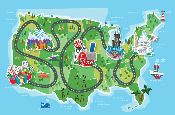 Free clipart road map svg library Free Map Cliparts, Download Free Clip Art, Free Clip Art on Clipart ... svg library