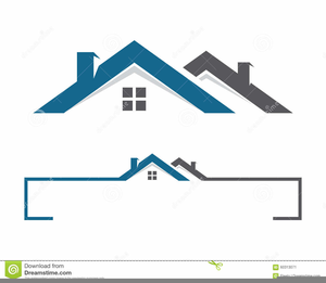 Logo images at clker. Free clipart roof
