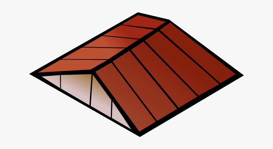 Free rooftop clipart with working man on top clipart freeuse Free Clipart - Roof Of The House Clipart , Transparent Cartoon, Free ... clipart freeuse