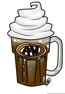 Images at clker com. Free clipart root beer float