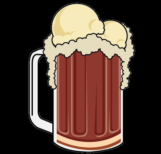 Free clipart root beer float. Download clip art webcomicms