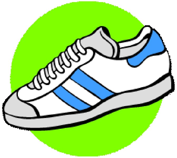 Impressive running shoe recent. Free clipart tennis shoes