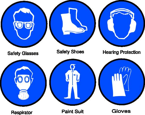 Free clipart safety symbols svg royalty free download Free Ppe Symbols, Download Free Clip Art, Free Clip Art on Clipart ... svg royalty free download