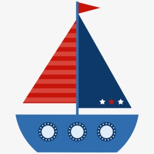 Free clipart sailboats clipart library library Sail Clipart Blue Baby - Sailing Boat Clipart #1235692 - Free ... clipart library library