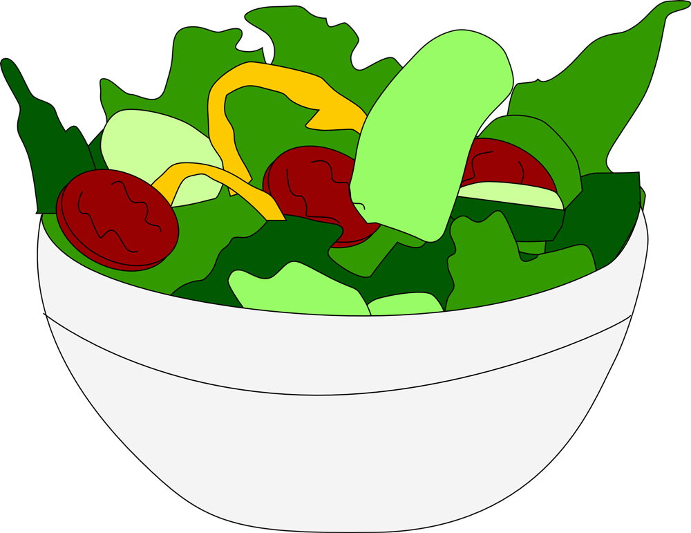 Salad images free clipart jpg freeuse stock Free Salad Cliparts, Download Free Clip Art, Free Clip Art on ... jpg freeuse stock