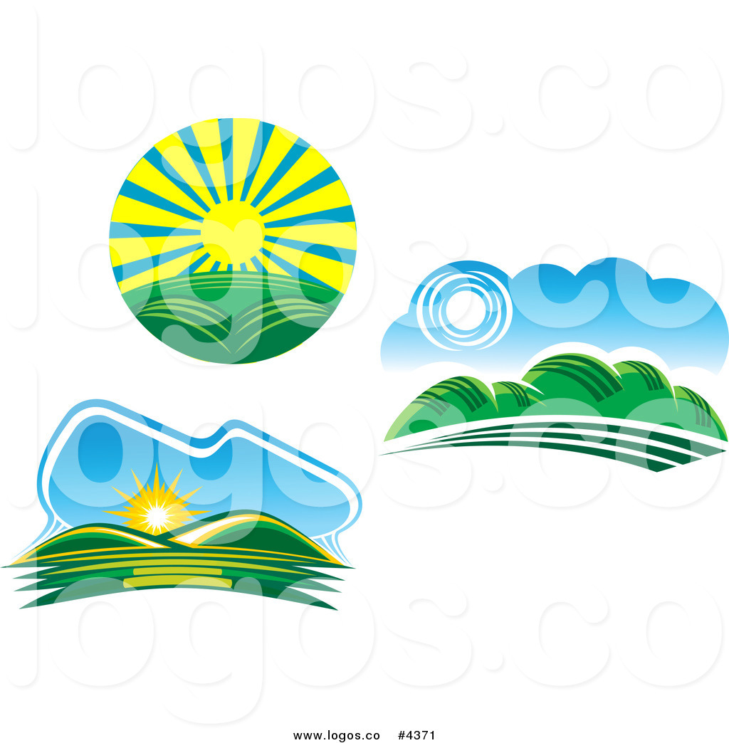 Free clipart scenery banner black and white Collection of Scenery clipart | Free download best Scenery clipart ... banner black and white