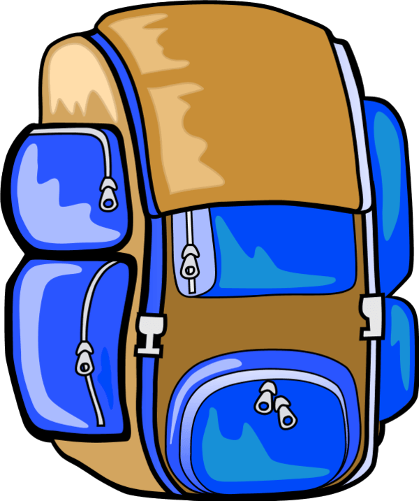 School bag clipart clip art freeuse Backpack Clipart | jokingart.com Backpack Clipart clip art freeuse