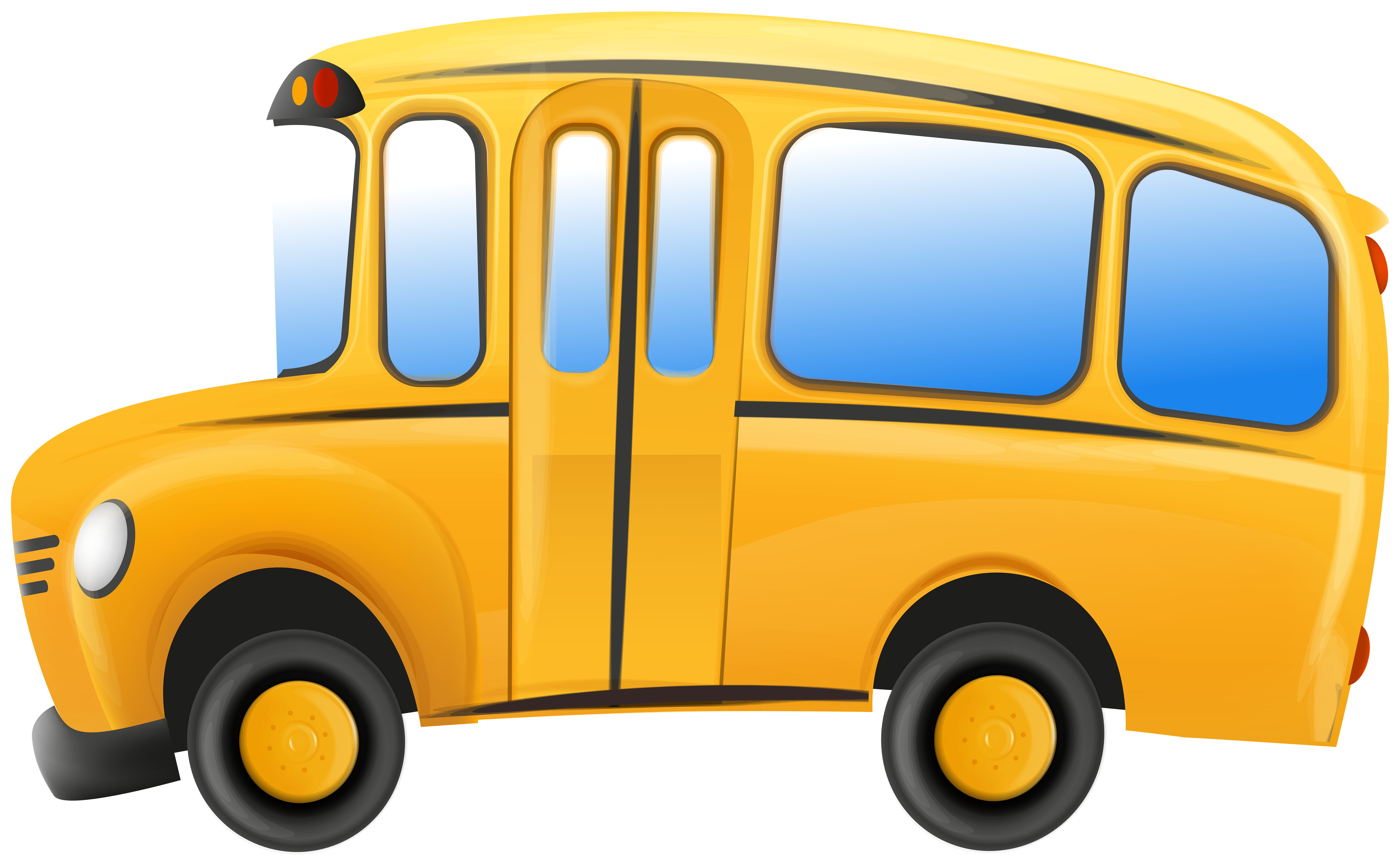 School bus clipart no background png download School Bus Transparent Clip Art Image | Gallery Yopriceville - High ... png download