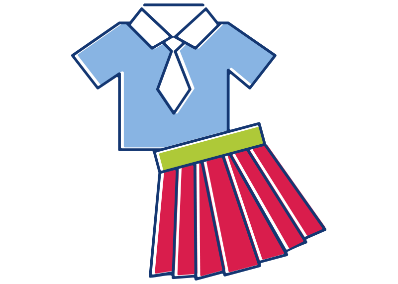 School uniform clipart vector royalty free download 28+ Collection of Uniform Clipart | High quality, free cliparts ... vector royalty free download