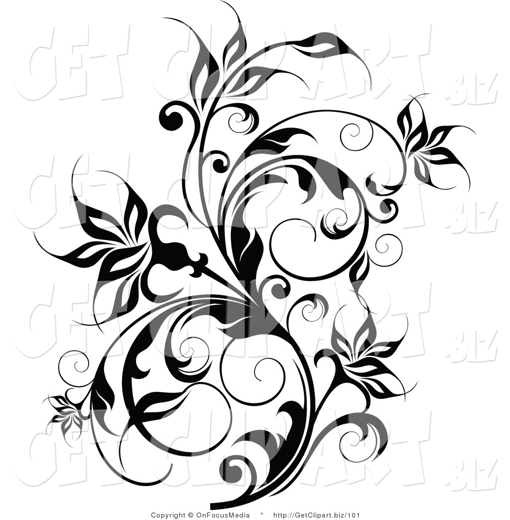 Free clipart scrolls and flourishes wave and seashell picture transparent download Collection of Curly clipart | Free download best Curly clipart on ... picture transparent download