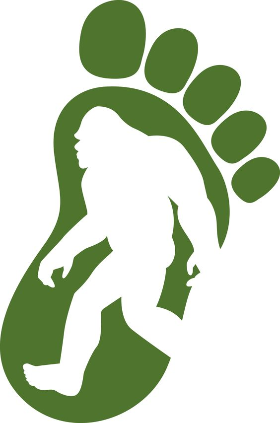 Free clipart search svg freeuse Bigfoot And Sasquatch Clipart - Free Clip Art Images | Jax's ... svg freeuse