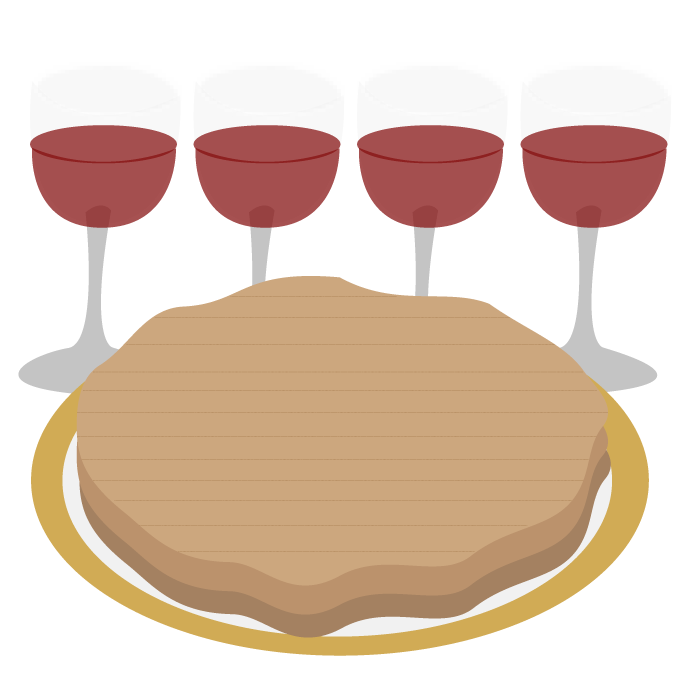 Free clipart seder 4 cups of wine svg free library The Seder Explained | A 101 Guide to the Pesach Seder Meal svg free library