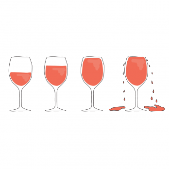 Free clipart seder 4 cups of wine clipart transparent library Blessing Of The Wine | Make Your Own Passover Haggadah | Haggadot.com clipart transparent library