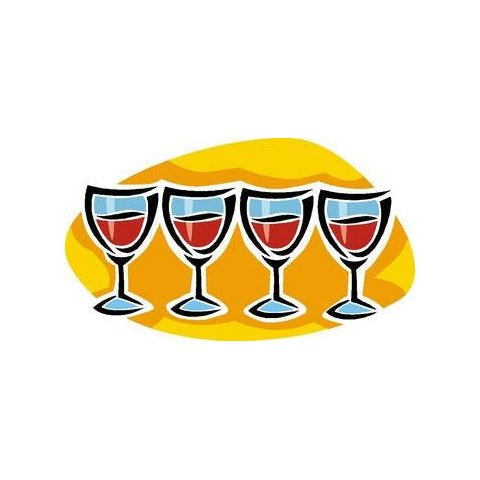 Free clipart seder 4 cups of wine graphic library download 2nd Night Passover Seder, Saturday April 20th graphic library download