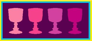 Free clipart seder 4 cups of wine clip transparent Untitled Document clip transparent