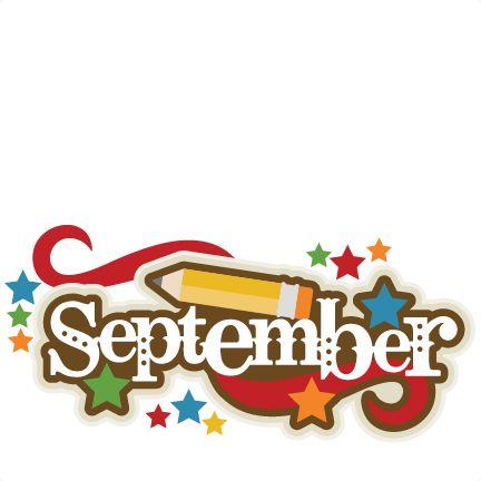 Free clipart september svg black and white library Free September Clipart   Free download best Free September Clipart ... svg black and white library