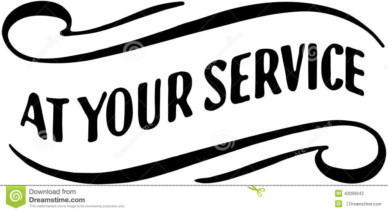Clipart services clipart black and white library Service Clip Art Free | Clipart Panda - Free Clipart Images clipart black and white library