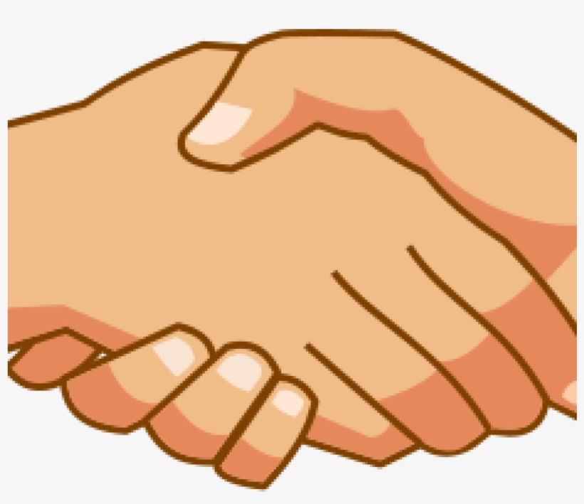 Free clipart shaking hands black and white Handshake Clipart Free 19 Handshake Banner Black And - Clip Art ... black and white