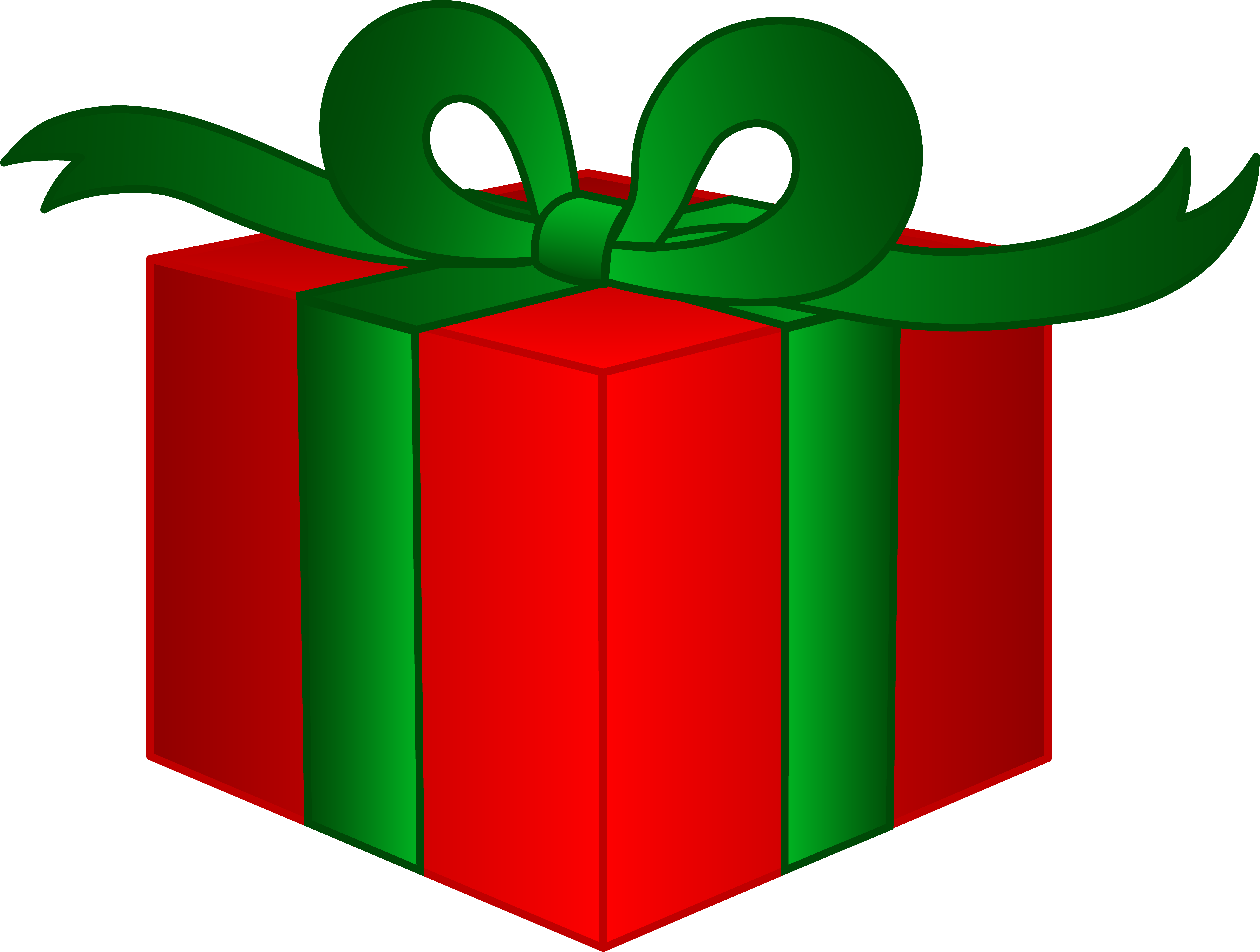 Christmas present clipart free picture Christmas Ribbon Clipart | Clipart Panda - Free Clipart Images picture