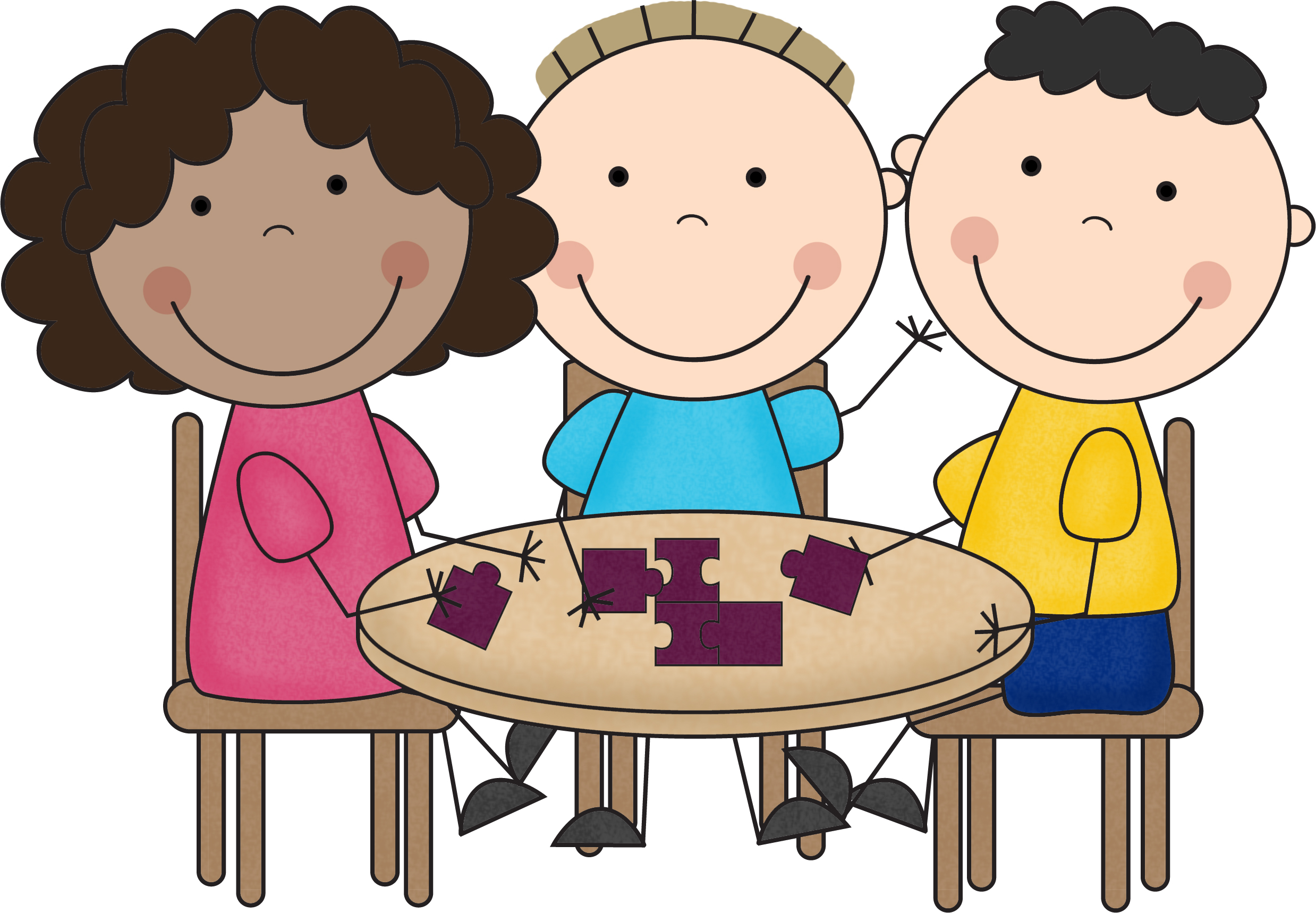 Free clipart small group at a table. Groups clip art images