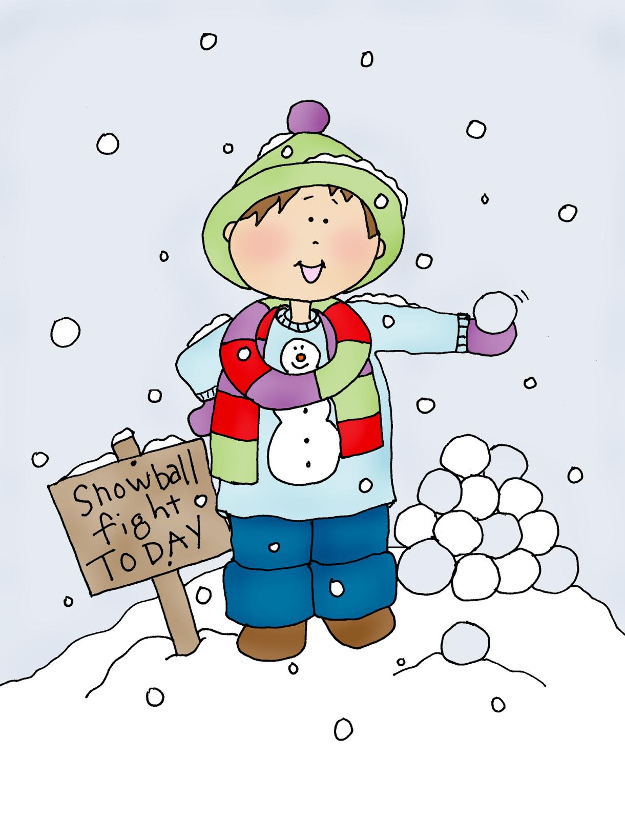 Free clipart snowball fight. Portal