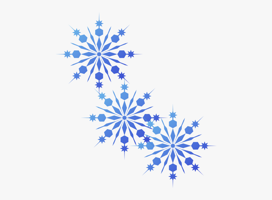 Snowflake free clipart graphic free library Blue Snowflake Png - Free Clipart Snowflakes #5511 - Free Cliparts ... graphic free library
