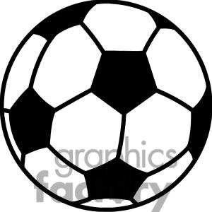 Free clipart soccer ball clip art black and white download Soccer Ball Clipart | Clipart Panda - Free Clipart Images clip art black and white download