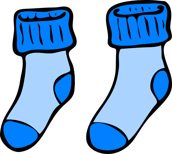 Free clipart socks clip library download Socks sock clipart free clipart images | clip art | Clip art, Blue ... clip library download